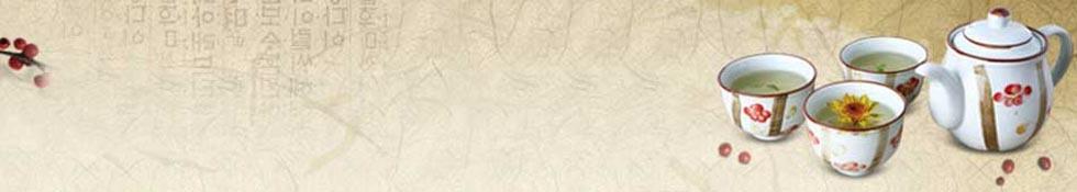 餐饮木质banner背景素材